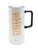 Fall My Favorite Things Stainless Steel Travel Mug - Chalkfulloflove