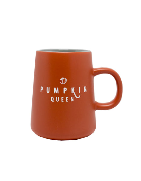 Pumpkin Queen Mug