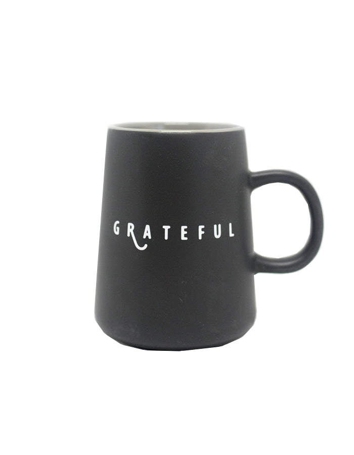 IMPERFECT Grateful Modern Mug - Chalkfulloflove