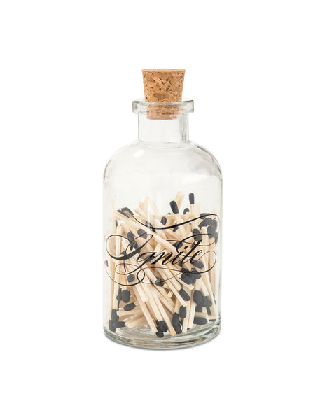 Calligraphy Medium Match Bottle - Chalkfulloflove