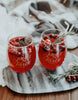IMPERFECT Jingle Juice Wine Glass - Chalkfulloflove