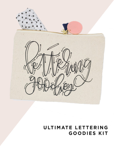 Ultimate Lettering Goodies Kit