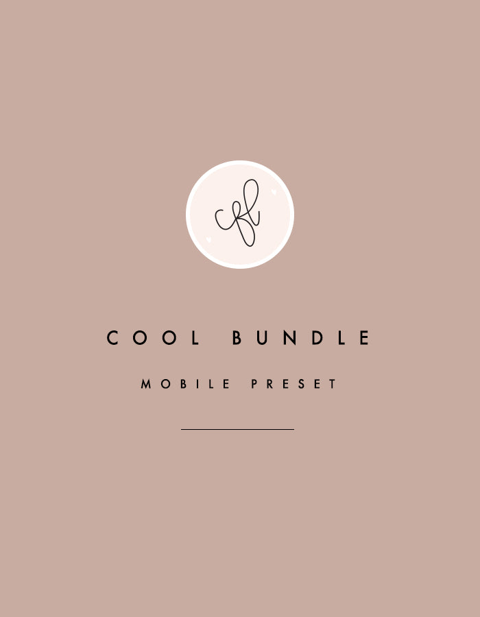 Mobile Presets - Cool Bundle - Chalkfulloflove