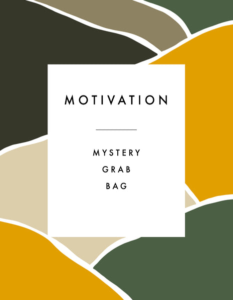 Mystery Grab Bag: Motivational Edition - Chalkfulloflove