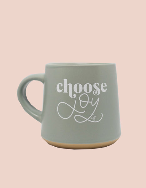 Choose Joy Mug - Chalkfulloflove