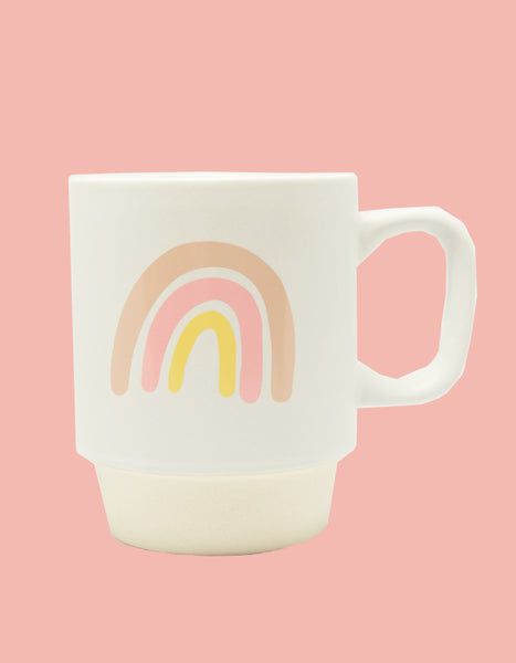 The Rainbow Mug - Chalkfulloflove