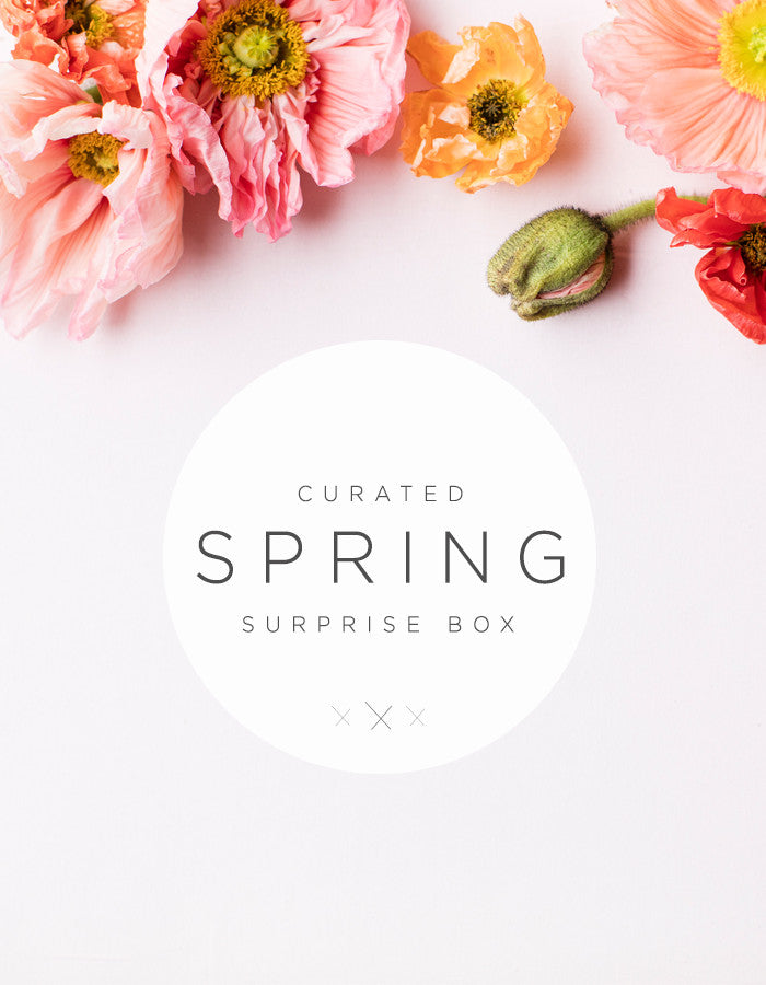 Curated Spring Surprise Box