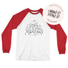 Stars Hollow Long Sleeve Baseball T-Shirt