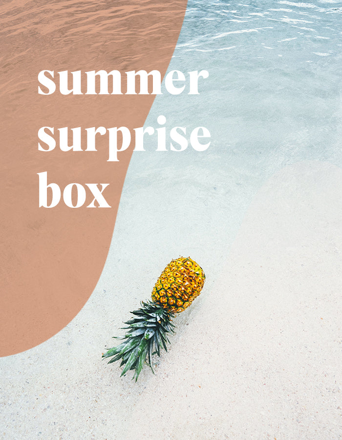 Summer Surprise Box - Chalkfulloflove