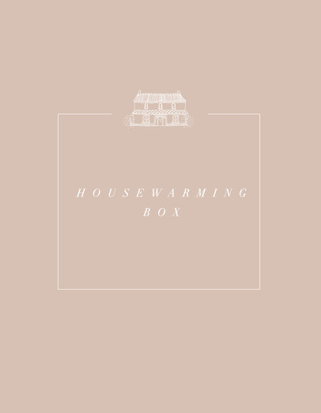 Housewarming Surprise Box - Chalkfulloflove