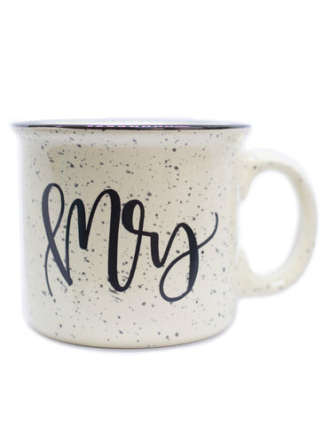 IMPERFECT Mrs. Camper Mug