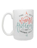 IMPERFECT Stars Hollow Winter Festival Mug