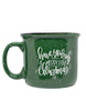Have Yourself a Merry Little Christmas Camper Mug - Chalkfulloflove