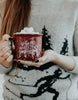 IMPERFECT It's the Most Wonderful Time of the Year Camper Mug - Chalkfulloflove