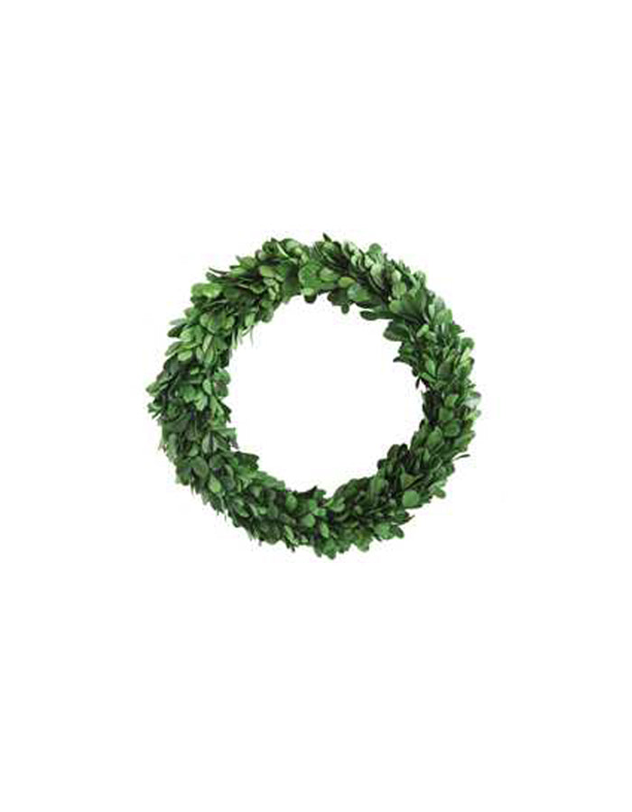 Mini Boxwood Wreath - Chalkfulloflove