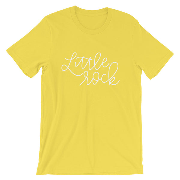 Little Rock Unisex City Tee