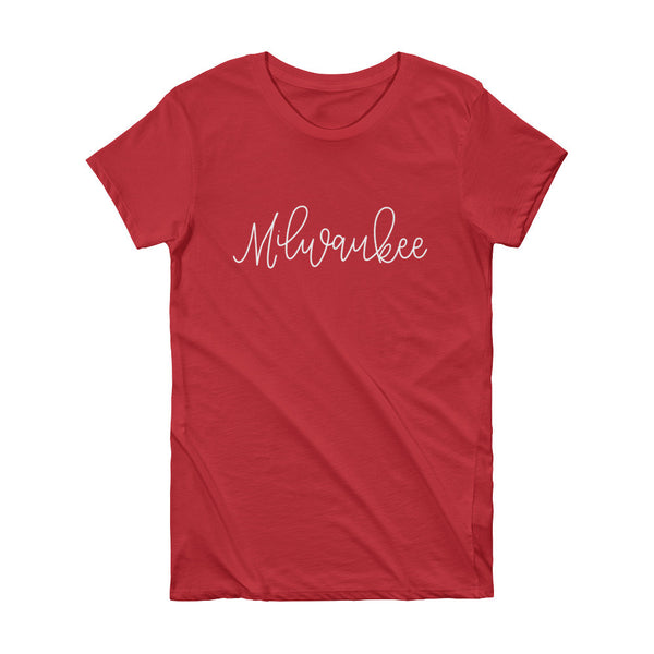 Milwaukee Women's City Tee