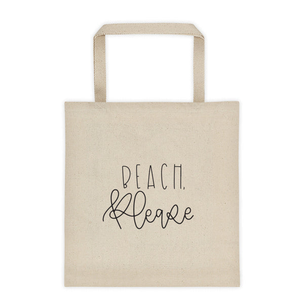 Beach, Please Tote bag