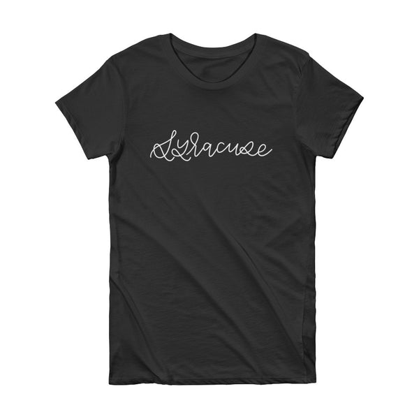 Syracuse Women's City Tee