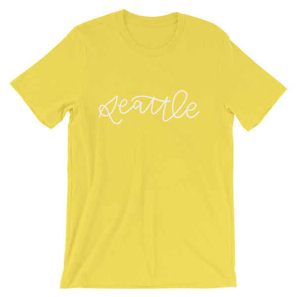 Seattle Unisex City Tee