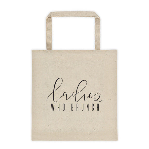 Ladies Who Brunch Tote bag - Chalkfulloflove