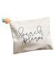 Beach, Please BIG Beach Clutch - Chalkfulloflove