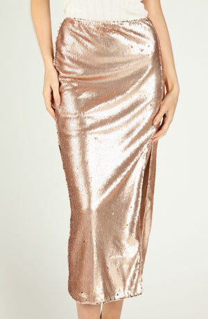 Sequin Angel Midi