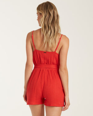 Linger On Romper