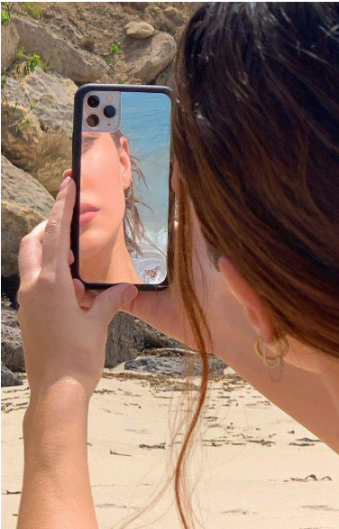Mirror Iphone Case