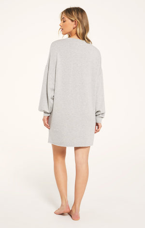 Harper Fleece Dress