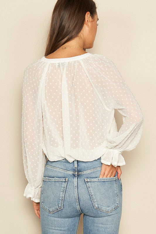 East Side Blouse