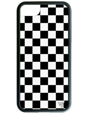 Check Plz iPhone Case