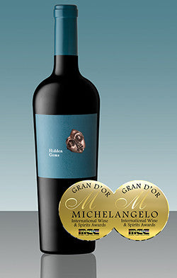 Hidden Valley Wines Receives Coveted Gran d'Or Medal at Michelangelo International Wine & Spirits Awards!
