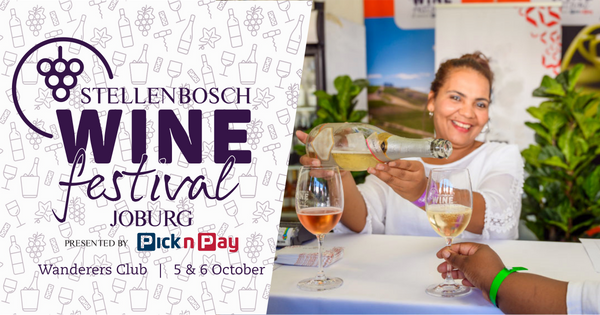 Stellenbosch Wine Festival On Tour In Joburg