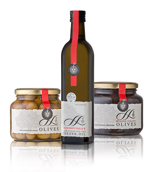 Hidden Valley Extra Virgin Olive Oil Scoops Silver Award!