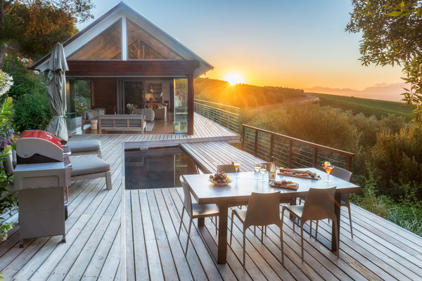 Discover the Bush Lodge at Hidden Valley Wines, another gem in the valley