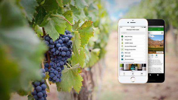 WWF Champion Wine Guide App