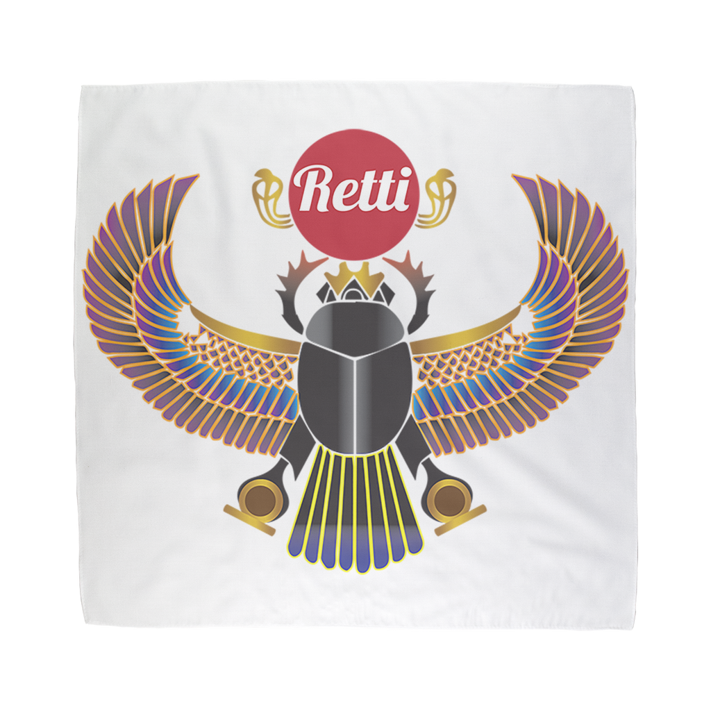 Retti-Logo Sublimation Bandana