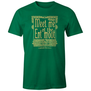 LOTR T-Shirt - Meet Me At The Ent Moot