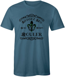 Mardi Gras t-shirt - Let the Good Times Roll