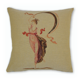 Ballerina Tapestry Right (45cm x 45cm)