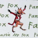 Fantastic Mr Fox (43cm x 43cm)