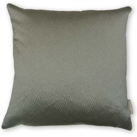 Grey Ripple Silk (43cm x 43cm)