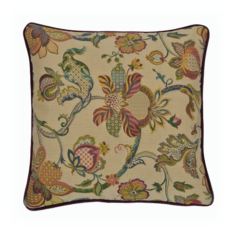 Jacobean Piped (43cm x 43cm)