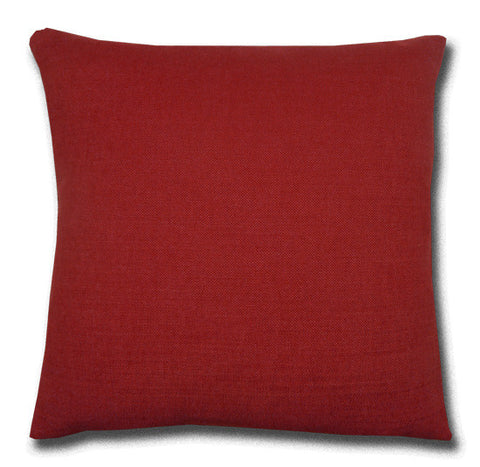 Linara Ruby Red Cushion (50x50cm)