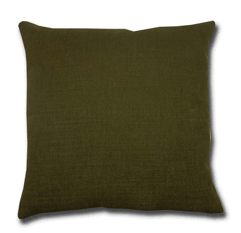Linara Cushion, Chocolate Brown (43x43cm)