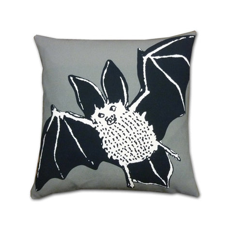 Bat Small Cushion (38x38cm)