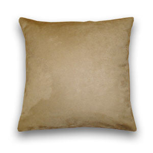 Faux Suede Fawn Cushion (43x43cm)