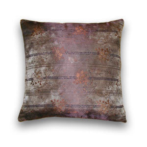 Carmen Cushion, Port (43x43cm)