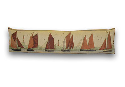 Bateaux Tapestry Draught Excluder (90x22cm)